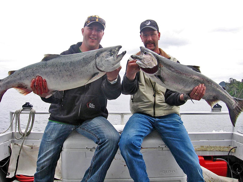 Foggy Point Fishing Charters