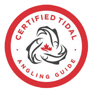 Certified Tidal-Angling Guide